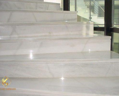 beyaz mermer basamak istanbul