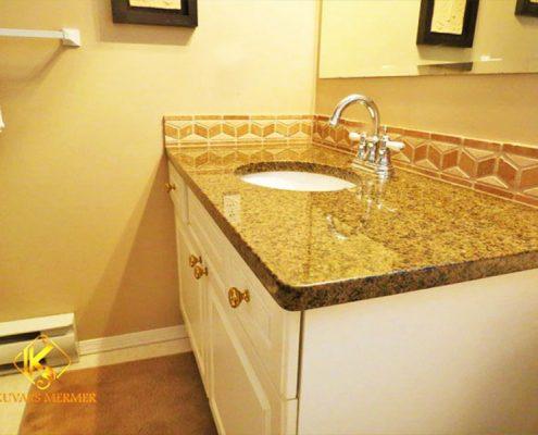 Granit Banyo Tezgahı Maltepe
