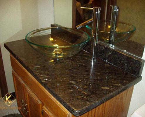 Granit Banyo Tezgahı Ataşehir