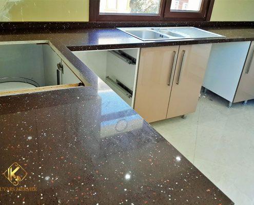 Çimstone mutfak tezgahı üsküdar
