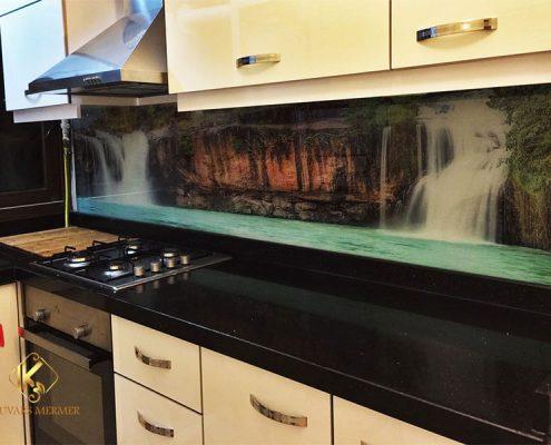star galaxy Granit mutfak tezgahı Kartal