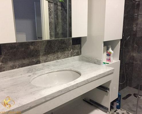 banyo tezgahı kadıköy