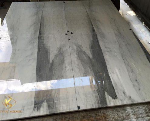 İthal Mermer Carrara Kaplama bookmatch