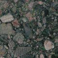 Verde-Marinace granit