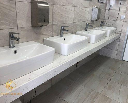 Lapland-Banyo-Çimstone